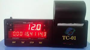 Đồng hồ tính cước taxi TC-01 chiếm lĩnh thị trường